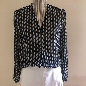 Banana Republic blouse size S-M